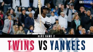 Didi Gregorius bashes grand slam to power Yankees to ALDS Game 2 win over Twins | CBS Sports HQ