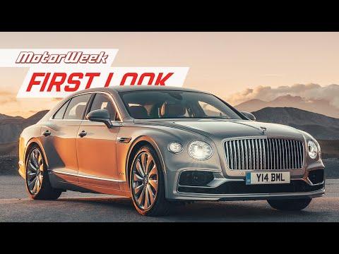 External Review Video 1xmqzkkM-HE for Bentley Flying Spur Sedan (3rd Gen)