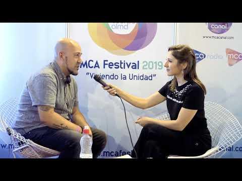 Entrevista a Lysander en MCA Festival 2019