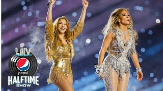 Shakira & JLo AUDIO Pepsi Super Bowl LIV Halftime Show