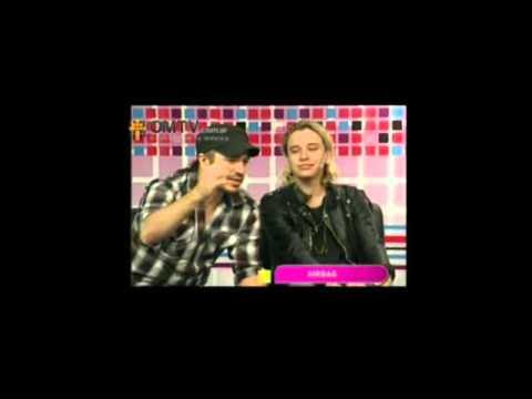 Airbag video Bajos instintos / Entrevista - Presentación CM 2013