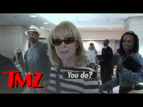 Download Barbara Eden Flashes The Goods -- I Dream Of Jeannie | TMZ HD Mp4 3GP Video and MP3