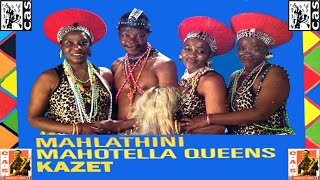 Mahlathini And The Mahotella Queens   Kazet (Live)