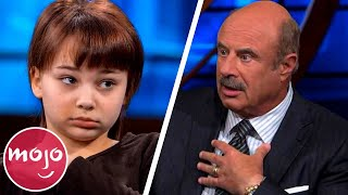 Top 20 Most Shocking Dr. Phil Guests