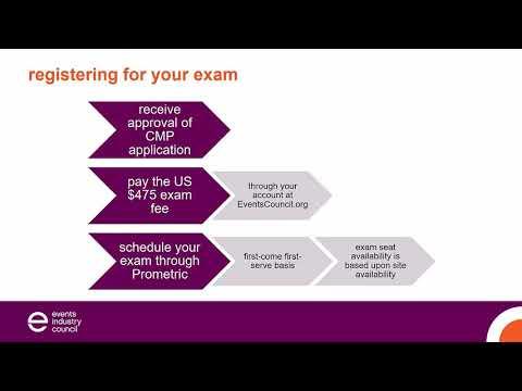 April 2019 - CMP Candidate Webinar l Preparing for the CMP Exam ...