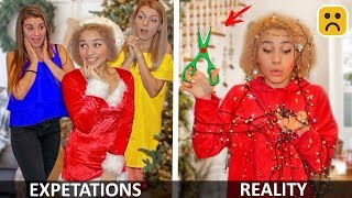 Expectations vs Reality! New Year