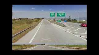 Google Street view maps Greece-Hungary (1.602km roadtrip) ready SMARTTIMES 2015