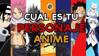 Test Divertidos | Que personaje ANIME eres ? Descubre a que personaje anime se parece tu personalidad! Tests Divertidos en Español! ↠↠ ¡No te olvides de ...