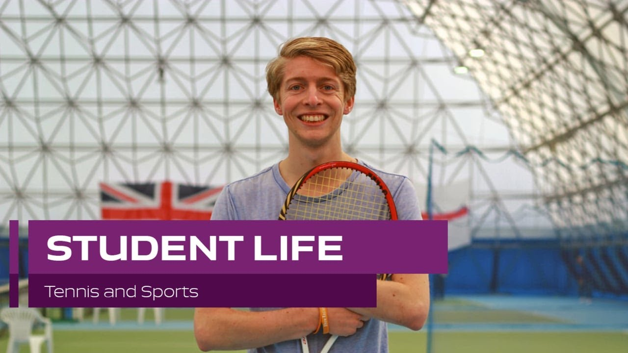 Tennis and Sports - Student Life #1