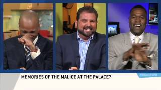 Stephen Jackson tells NBA fight stories | Highly Questionable