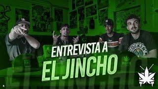 El Jincho 'Soy Anti-Poligoma' ENTREVISTA (by Weedman Tv)