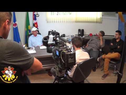 Prefeito Ayres Scorsatto na Rede Record explica a situação do Lixão e Hospital de Juquitiba a Herança Maldita