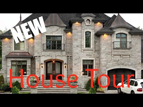 OFFICIAL UNFURNISHED NEW HOUSE TOUR-The Minor Life Family Vlogs