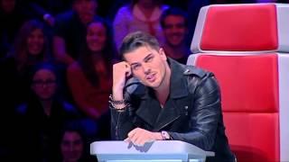 "Dinis Coutinho - "" Granada "" Plácido Domingo - Provas Cegas - The Voice Portugal - Season 2"