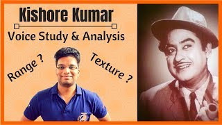 Kishore Kumar : Voice Study & Deep Analysis | Paarth Singh