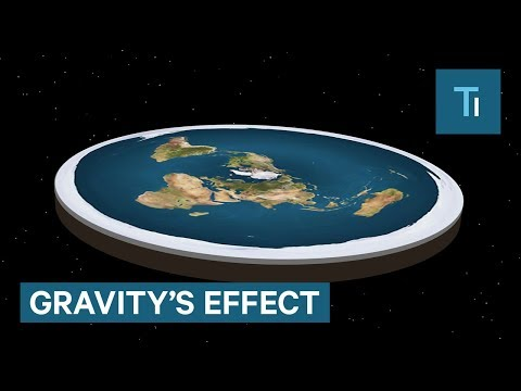 Why the Earth Simply Can't be Flat
