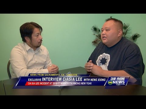 SUAB HMONG NEWS:  Full Insight CiaSia Lee's Incident at 2016-17 MN Hmong New Year