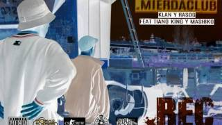 .REC - KLAN & RASOG [DJ TIANO KING & STUDIO RPRSNT] DISCO COMPLETO