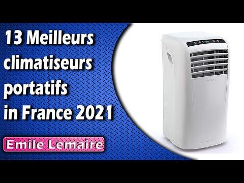 13 Meilleurs climatiseurs portatifs in France 2020