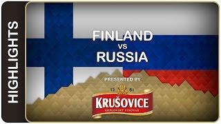 Finland - Russia | Highlights | #IIHFWorlds 2016