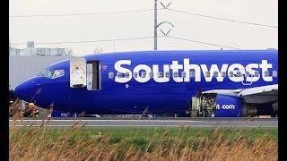 News Wrap: Southwest Airlines engine explosion kills passenger