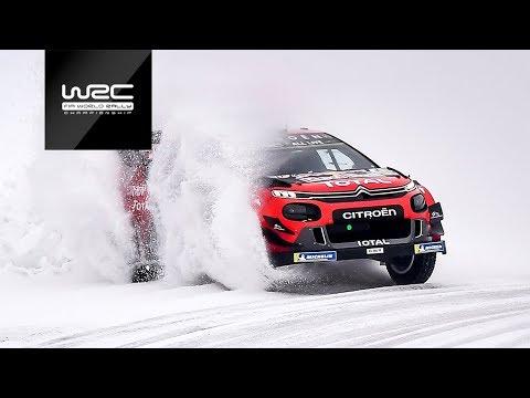 WRC 2019 - Lo mejor del Rally Suecia