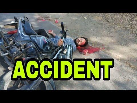 Accident    heart touching story    funny paaji maudaha   