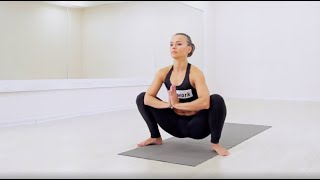 Прямая спина - йога для позвоночника