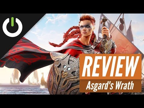 Asgard's Wrath Review: VR's Best And Most Ambitious Game Yet