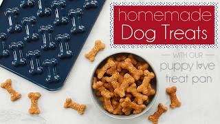 Puppy Love Treat Pan Video