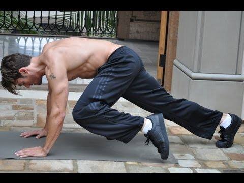 Intensyvi intervalinė treniruotė – 20 min.