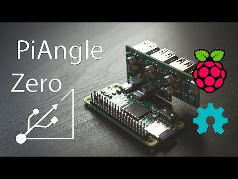 Build A USB Hub That Snaps Into A Raspberry Pi Zero