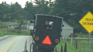 A Drive Through Amish Country