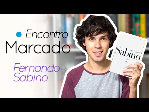 Livro Encontro Marcado do Fernando Sabino
