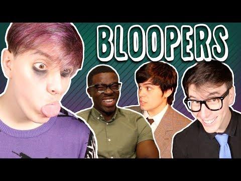 BLOOPER REEL!! The Bloop Strikes Back!   Thomas Sanders