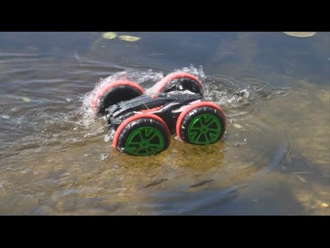 Crazy Amphibious RC Stunt Car By Metakoo - Product Review