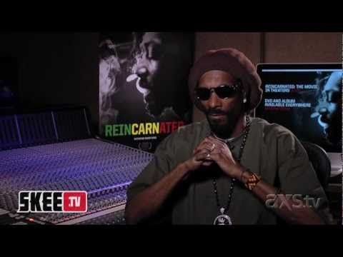 Snoop Lion 1 on 1 & Uncut on Suge Knight, Drake, Diplo, & Reincarnated w/ DJ Skee (Snoop Dogg)