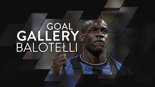 MARIO BALOTELLI | All of his 28 Inter goals! 🇮🇹⚫️🔵