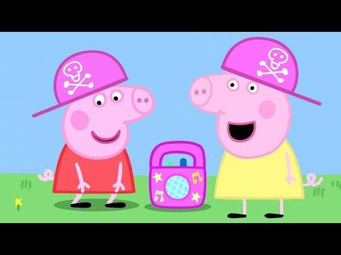 ペッパピッグ いとこのクロエ   1 時間 エピソードコンピレーション   子供向けアニメ