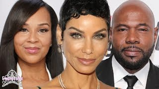 Nicole Murphy is having an affair with a married man! Lisa Raye calls her out!