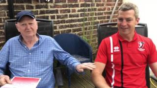 Watch the latest JoinOurSquad prize giving as Aaron Downes surprised the next winner