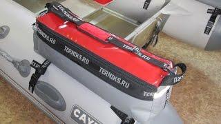 Рюкзаки для надувных лодок своими руками