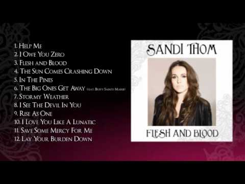 Sandi Thom - Flesh and Blood (Album Sampler 2012) OUT NOW!!!!