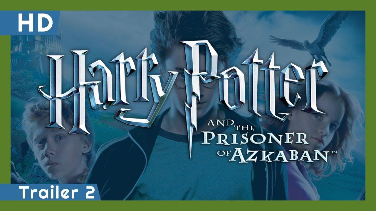 Trailer för Harry Potter och fången från Azkaban