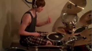 Time goes on -Story of the Year Drum cover
