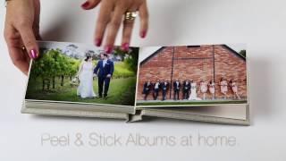 How To Make Peel & Stick Photo Albums