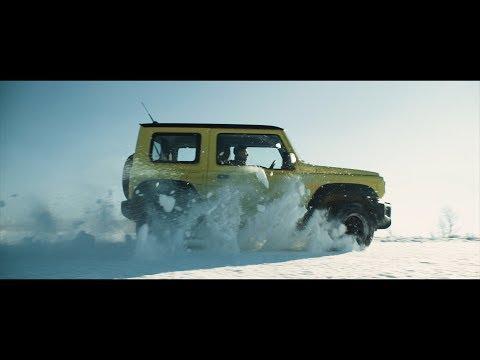 Suzuki  Jimny Внедорожник класса J - рекламное видео 2