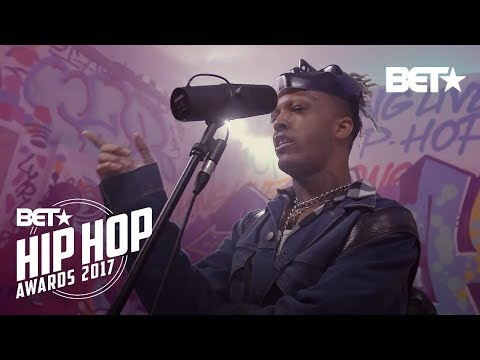 XXXTentacion BET Hip Hop Awards 2017 Instabooth Freestyle
