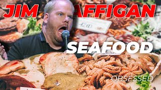 """SEAFOOD: INSECTS OF THE OCEAN"" - Jim Gaffigan Stand up (Obsessed)"