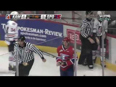 Curtis Miske vs. Nolan Kneen